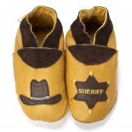didoodam leren sloffen - Sheriff - Maat 36-37