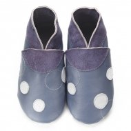 Slippers didoodam for kids - Summertime Blue - Size 1.5 - 2.5 (34-35)