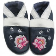 didoodam Soft Leather Baby Shoes - Sakura - Size 0.5 - 2.5 (16-18)