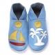 Chaussons enfant didoodam - Bord de Mer - Pointure 29-30