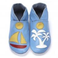 Slippers didoodam for kids - Seaside - Size 12.5 - 13.5 (31-32)
