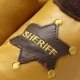 Slippers didoodam for kids - Sheriff - Size 1-2 (33-34)