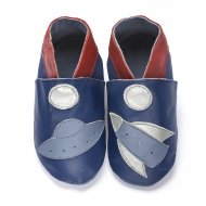 Slippers didoodam for kids - Space Odyssey - Size 1.5 - 2.5 (34-35)