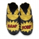 Slippers didoodam for adults - Explosion of Joy - Size 6.5 - 7.5 (40-41)