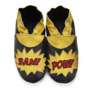 Slippers didoodam for kids - Explosion of Joy - Size 1.5 - 2.5 (34-35)