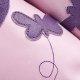 Chausson enfant didoodam - Chasse aux papillons - Pointure 33-34