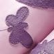 Slippers didoodam for kids - Chasing Butterflies - Size 1-2 (33-34)