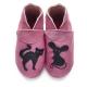 Kinderslofjes didoodam - Kat en Muis - Maat 23-24