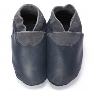 didoodam Soft Leather Baby Shoes - Herb Tea of the Evening - Size 0.5 - 2.5 (16-18)