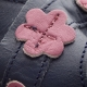 didoodam Soft Leather Baby Shoes - Cherry Blossoms - Size 3-4 (19-20)