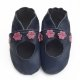 Slippers didoodam for kids - Cherry Blossoms - Size 7.5 - 8.5 (25-26)