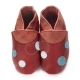 didoodam Soft Leather Baby Shoes - Amanita - Size 0.5 - 2.5 (16-18)