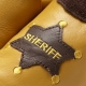Chaussons adulte didoodam  - Sheriff - Pointure 36-37