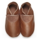 didoodam Soft Leather Baby Shoes - Coffee Break - Size 3-4 (19-20)