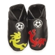 Slippers didoodam for adults - Bedeviled - Size 3 - 4.5 (36-37)