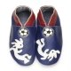 Slippers didoodam for kids - The Bleus - Size 10.5 - 12 (29-30)