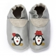 didoodam Soft Leather Baby Shoes - Winter Wonderland - Size 0.5 - 2.5 (16-18)
