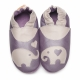 didoodam Soft Leather Baby Shoes - Eleph'You - Size 3-4 (19-20)