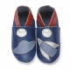 Slippers didoodam for adults - Space Odyssey - Size 3 - 4.5 (36-37)