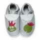 didoodam Soft Leather Baby Shoes - Once upon a time - Size 0.5 - 2.5 (16-18)