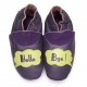 didoodam Soft Leather Baby Shoes - Happy Days - Size 0.5 - 2.5 (16-18)
