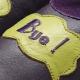 Chaussons bébé didoodam - Belle journée - Pointure 19-20
