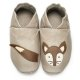 Slippers didoodam for adults - Fox Trot - Size 5-6 (38-39)