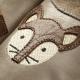 Slippers didoodam for kids - Fox Trot - Size 12.5 - 13.5 (31-32)