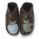 Chaussons bébé didoodam - Pomme Cannelle - Pointure 19-20