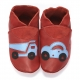 didoodam Soft Leather Baby Shoes - Vroom - Size 3-4 (19-20)