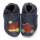 didoodam Soft Leather Baby Shoes - Night Train - Size 3-4 (19-20)