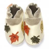 Chaussons bébé didoodam - Chute des Feuilles - Pointure 19-20