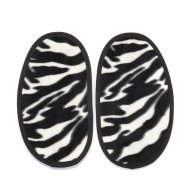 Slippers didoodam for adults - Zebrocho - Size 11 - 12 (46-47)