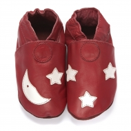 didoodam Soft Leather Baby Shoes - Moonlight - Size 3-4 (19-20)