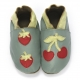 didoodam Soft Leather Baby Shoes - Fruit Salad - Size 3-4 (19-20)