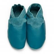 Slippers didoodam for kids - Green Duck - Size 1.5 - 2.5 (34-35)