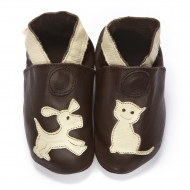 Slippers didoodam for kids - Like Cats and Dogs - Size 7.5 - 8.5 (25-26)