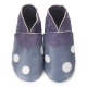 didoodam Soft Leather Baby Shoes - Summertime Blue - Size 3-4 (19-20)
