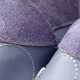 Slippers didoodam for kids - Summertime Blue - Size 9-10 (27-28)