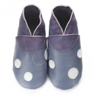 Slippers didoodam for kids - Summertime Blue - Size 12.5 - 13.5 (31-32)