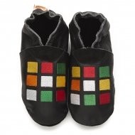Slippers didoodam for kids - Squares - Size 12.5 - 13.5 (31-32)