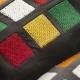 Pantoufle enfant didoodam - Squares - Pointure 31-32