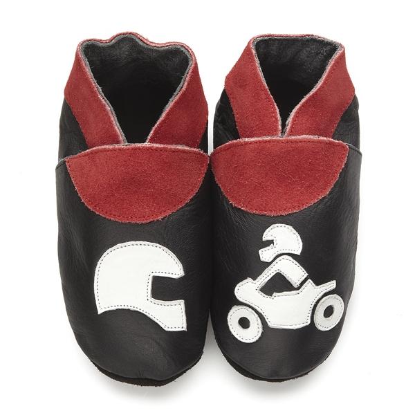 bb4e4d1c5a54c Pantoufle enfant didoodam - La Moto de Noé - Pointure 31-32 ...