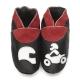 Chaussons enfant didoodam - La Moto de Noé - Pointure 34-35