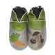 didoodam Soft Leather Baby Shoes - At Full Galop - Size 3-4 (19-20)