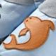 Kinderslofjes didoodam - Als vis in water - Maat 27-28
