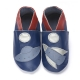 Slippers didoodam for kids - Space Odyssey - Size 7.5 - 8.5 (25-26)