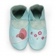 didoodam Soft Leather Baby Shoes - Like a bird - Size 0.5 - 2.5 (16-18)