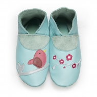 didoodam Soft Leather Baby Shoes - Like a bird - Size 3-4 (19-20)
