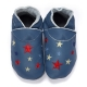 didoodam Soft Leather Baby Shoes - Sea Star - Size 0.5 - 2.5 (16-18)